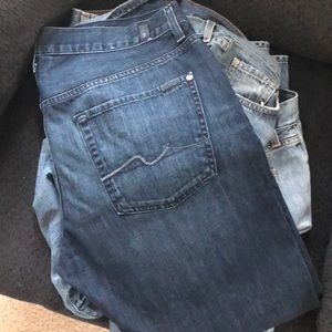 7 For All Mankind Jeans (2)